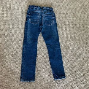 Zara Boys Jeans with adjustable waist.